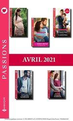 Packs mensuel Passions : 10 romans + 1 gratuit (Avril 2021)