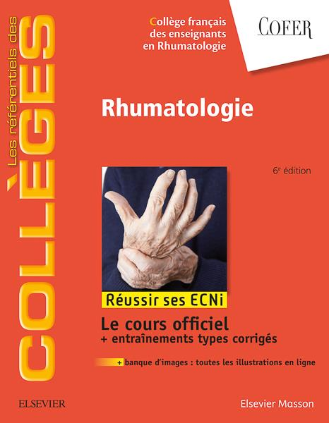 Rhumatologie ; réussir les ECNI