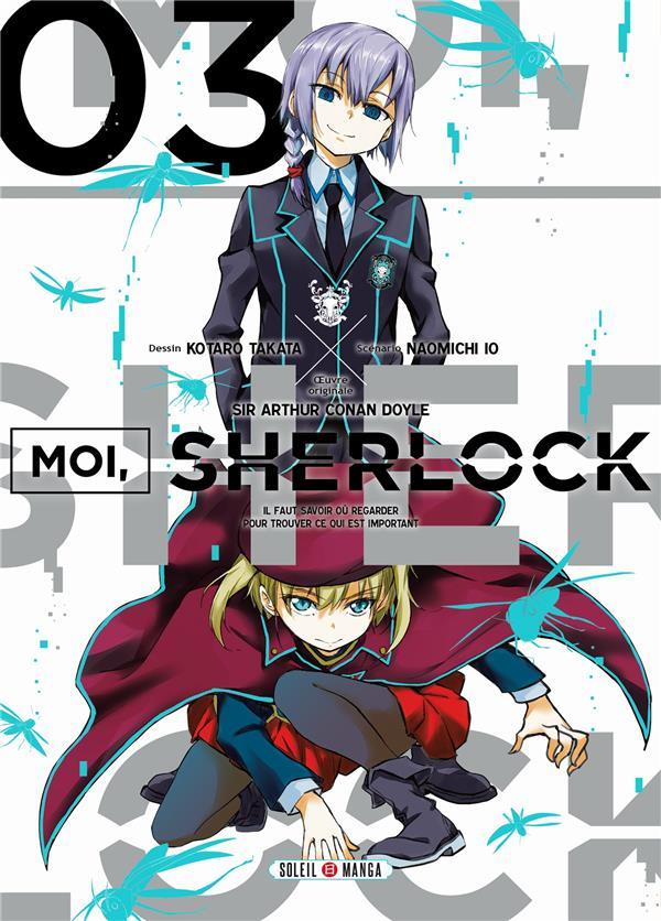 Moi, Sherlock t.3