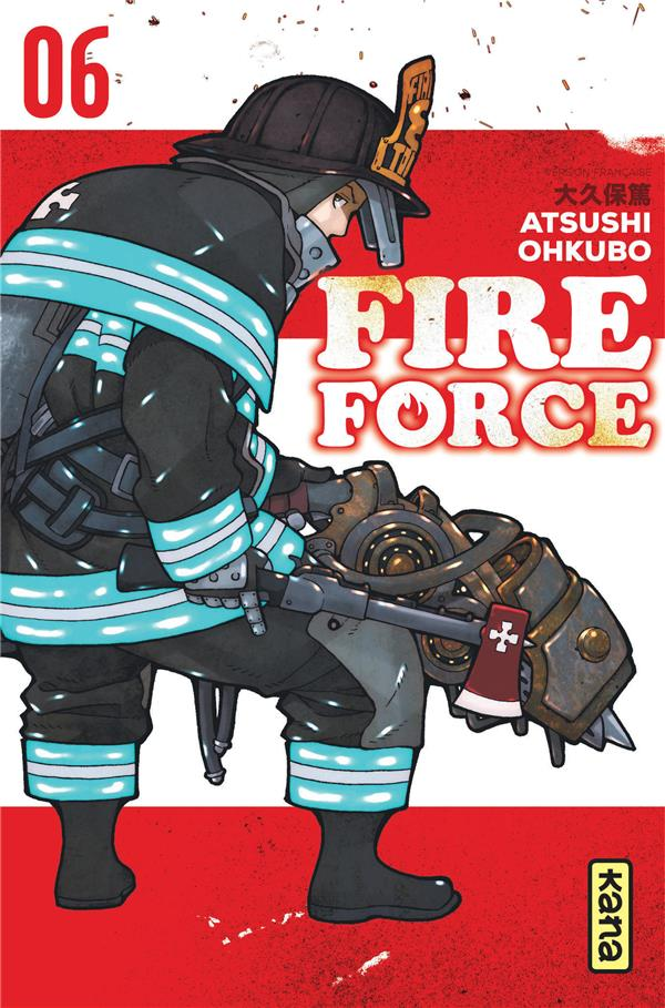 Fire force T.6