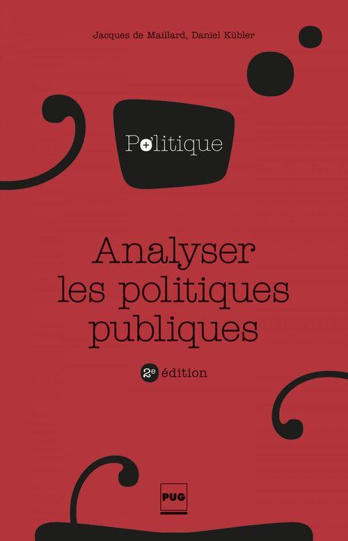 Analyser les politiques publiques (2e édition)
