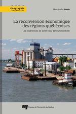 Vente EBooks : La reconversion économique des régions québécoises