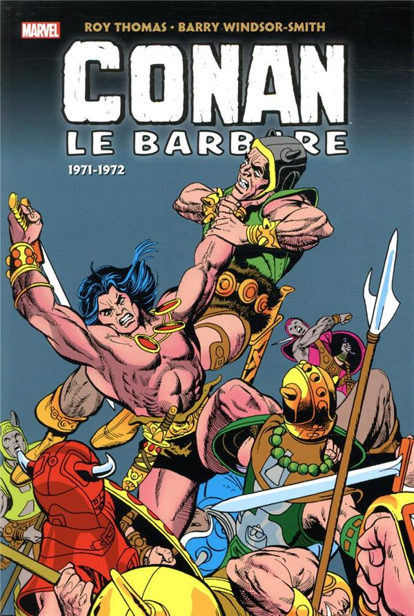 Conan le Barbare ; INTEGRALE VOL.2 ; 1971-1972