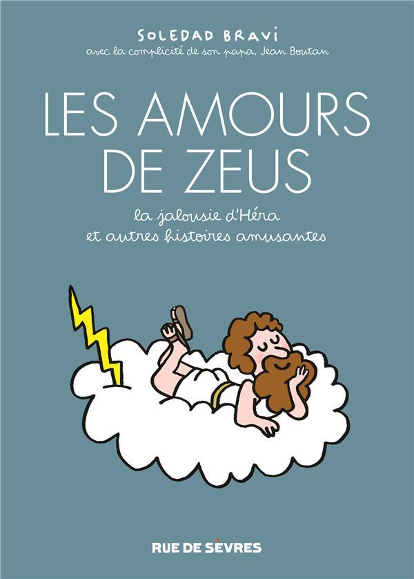 Les amours de Zeus : la jalousie d'Héra et autres histoires amusantes