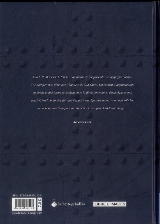 apprenti t.1 ; mémoires d'avant-guerre