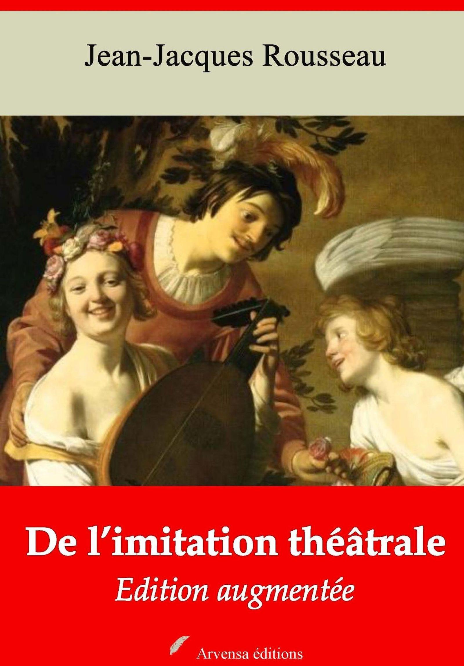 De l'imitation théâtrale - suivi d'annexes