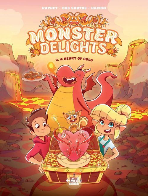 Monster Delights - Volume 2 - A Heart of Gold