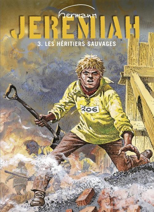 Jeremiah - tome 3 - Les héritiers sauvages  - Hermann