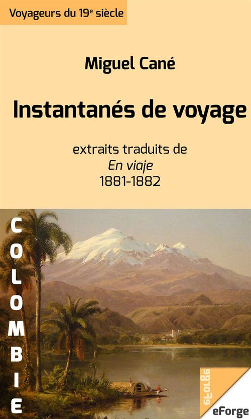 Instantanés de voyage - Extraits traduits de