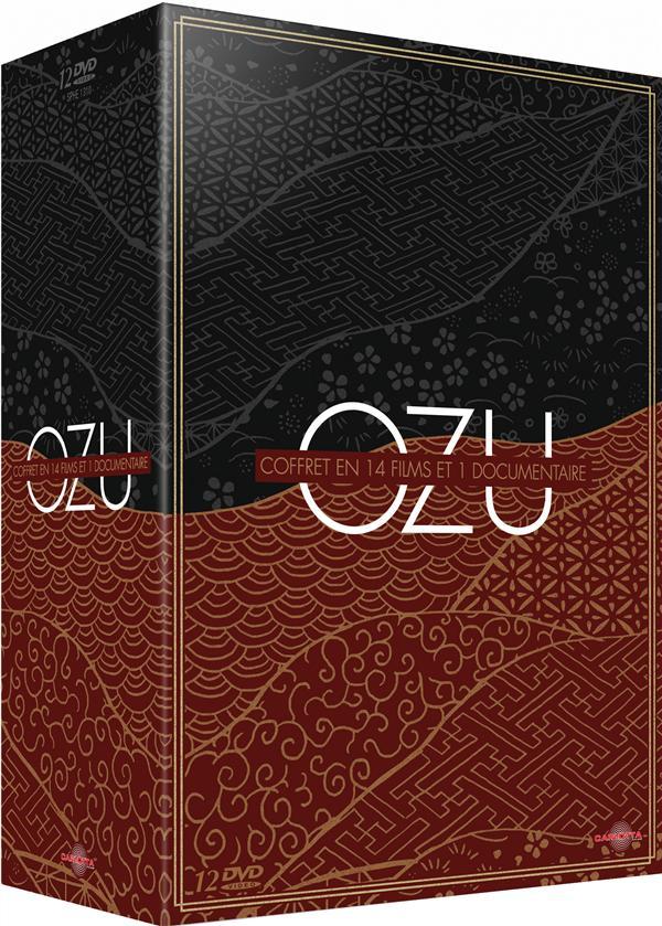Ozu - Coffret en 14 films et 1 documentaire