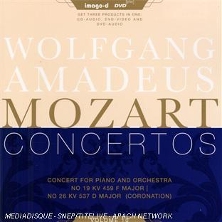 Intégrale Des Concertos /vol.10