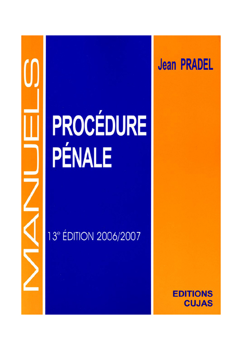 Procédure pénale (13e édition)