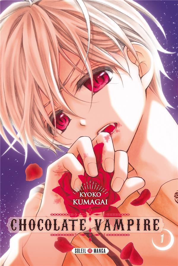 Chocolate Vampire T.1