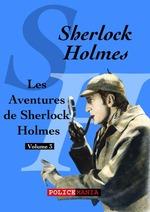 Vente Livre Numérique : Les Aventures de Sherlock Holmes  - Arthur Conan Doyle