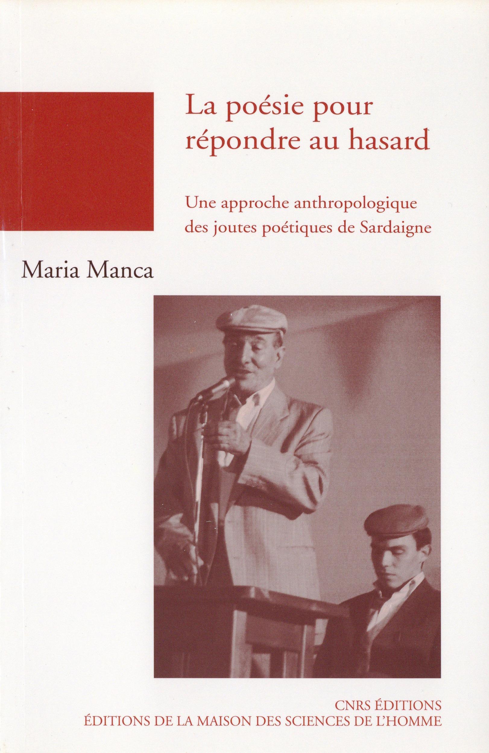 la poésie pour répondre au hasard ; une approche anthropologique des joutes poétiques de Sardaigne