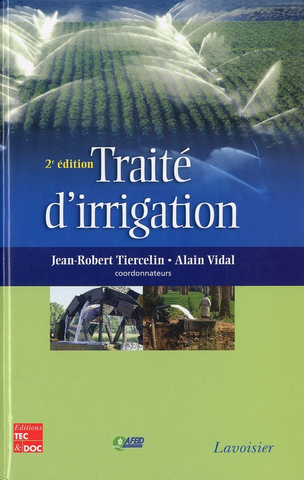 Traite D'Irrigation (2e Edition)