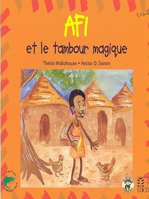 Afi et le tambour magique