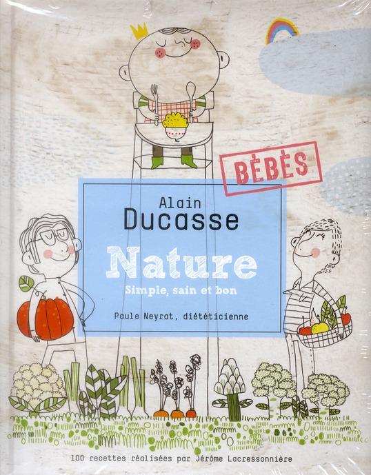 nature ; simple, sain et bon ; bébés