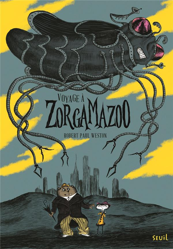 Voyage à Zorgamazoo