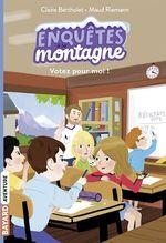 Vente EBooks : Votez pour moi !  - Claire Bertholet