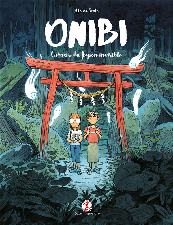 Onibi ; carnet du Japon invisible