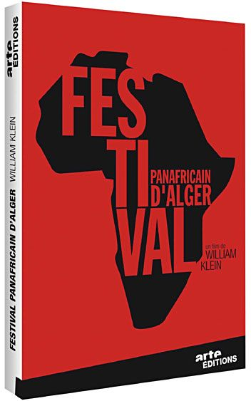 William Klein - Coffret - Festival Panafricain d'Alger + Eldridge Cleaver, Black Panther