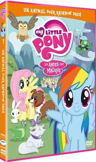My Little Pony : Les amies c'est magique ! - Saison 2, Vol. 7 : Un animal pour Rainbow Dash