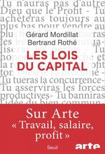 Vente Livre Numérique : Les Lois du capital  - Bertrand Rothé - Gérard Mordillat