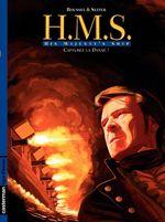 Vente EBooks : H.M.S. - His Majesty's Ship (Tome 2) - Capturez la Danaë  - Roger Seiter
