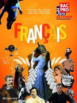 Francais ; 2nde Professionnelle ; Livre De L'Eleve