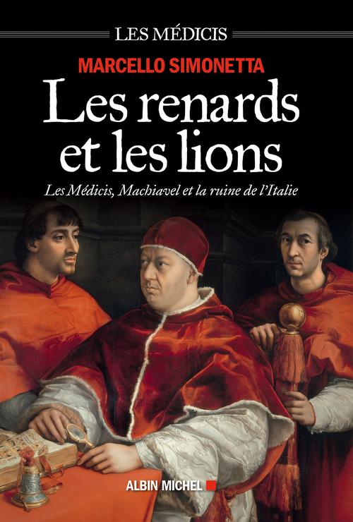 Les Renards et les lions