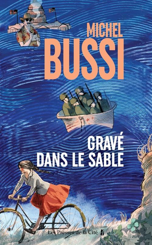 Gravé dans le sable