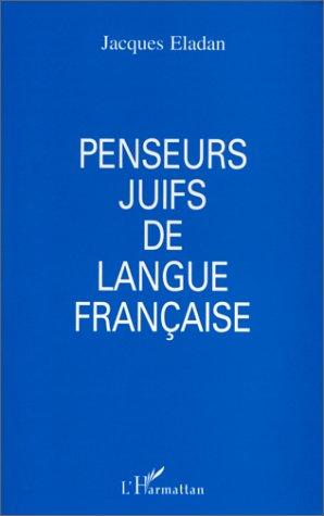 Penseurs juifs de langue française