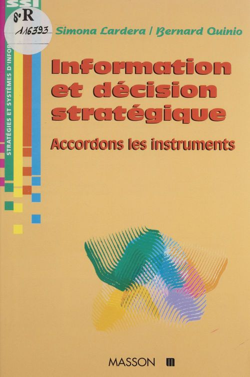 Information et decision strategique