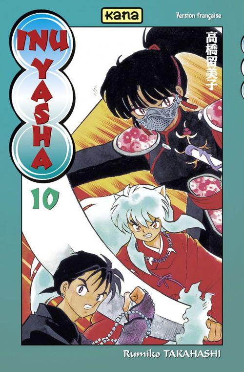 Inu-Yasha - tome 10  - Rumiko Takahashi