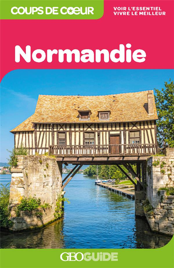 GEOguide ; Normandie