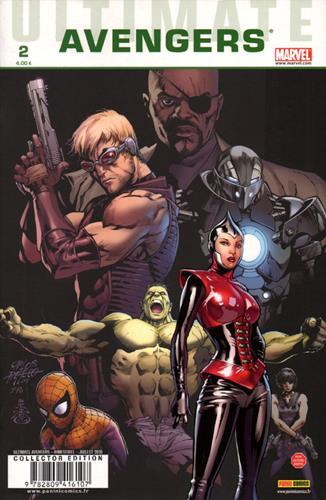 Ultimate Avengers T.2