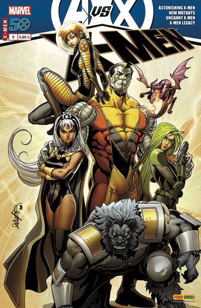 X-Men 2012 009 Avengers Vs X-Men