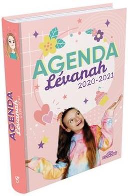 Agenda Levanah Solomon (édition 2020/2021)   Lévanah Solomon   Les