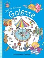 Vente EBooks : Cherche et trouve Galette et ses amis  - Lina Rousseau