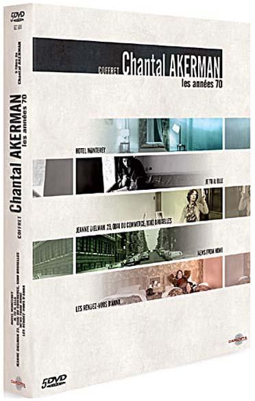 Chantal Akerman - Coffret - Les années 70