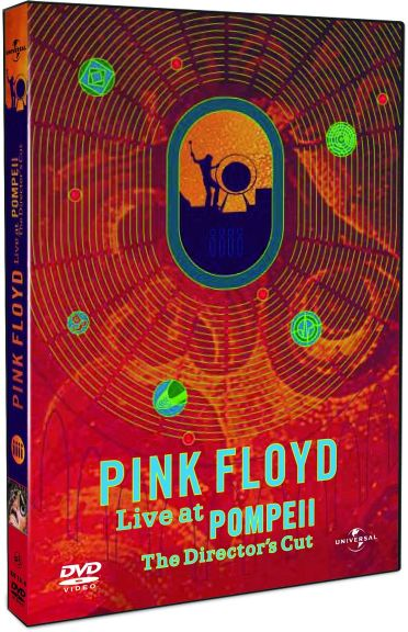 Pink Floyd : live at Pompei, the director's cut