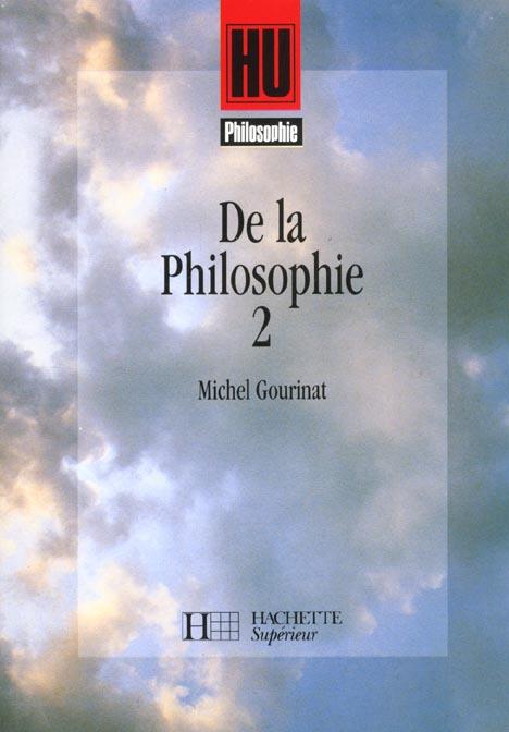 De La Philosophie T.2