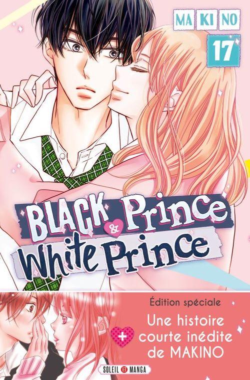 black prince & white prince t.17