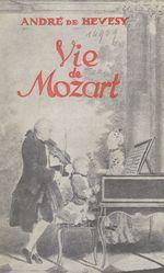 Vie de Mozart
