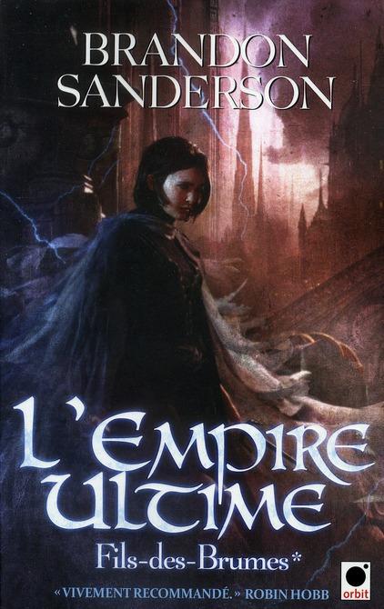 Fils-Des-Brumes T.1 ; L'Empire Ultime