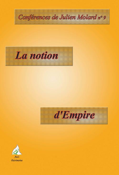 La notion d'empire