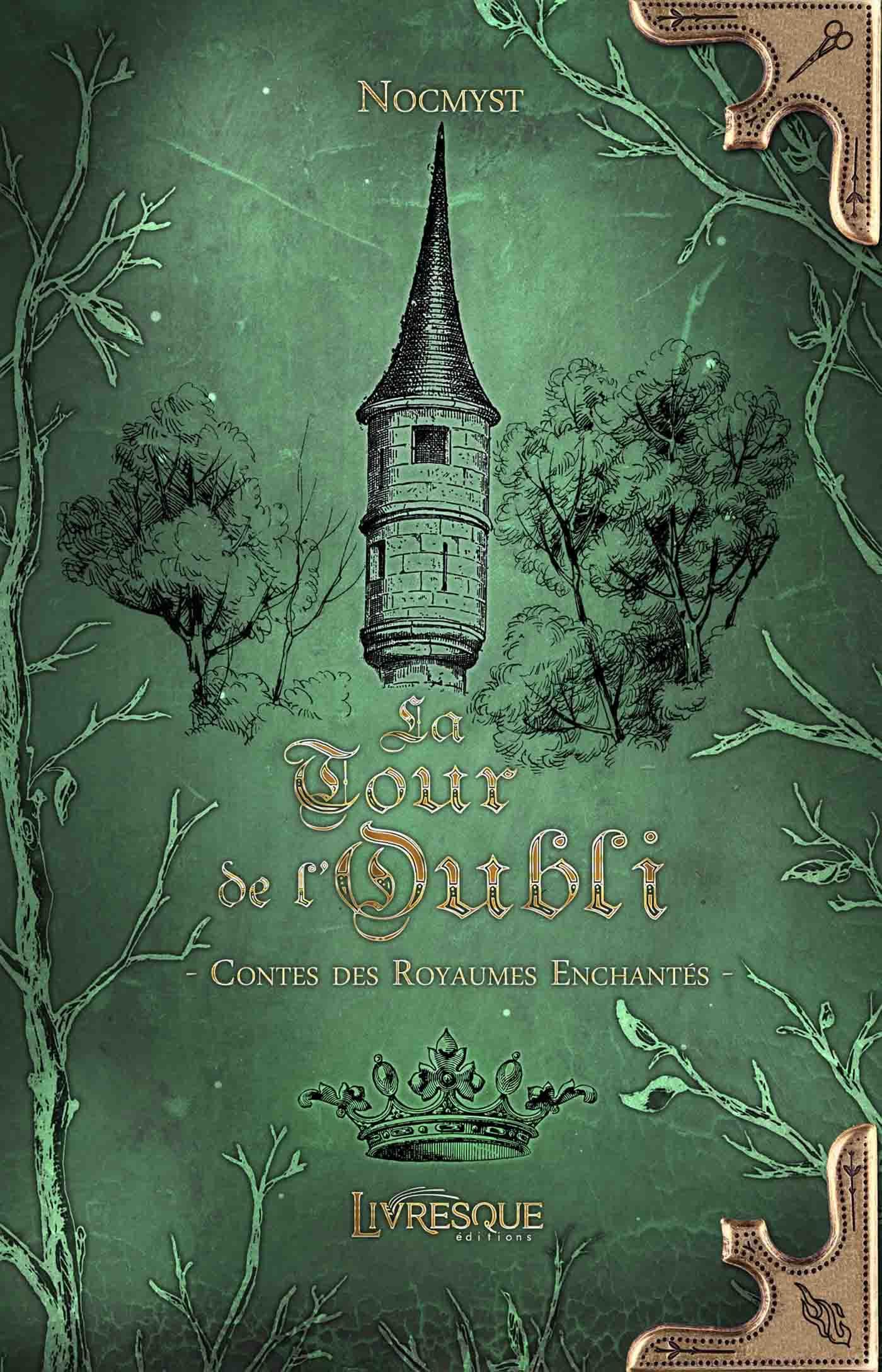Vente Livre Numérique : La tour de l'oubli ; contes des royaumes enchantés  - Nocmyst