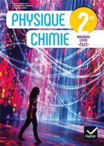 Physique-chimie ; 2de ; livre de l'élève (édition 2019)