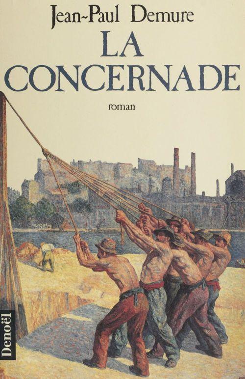 La Concernade  - Jean-Paul Demure